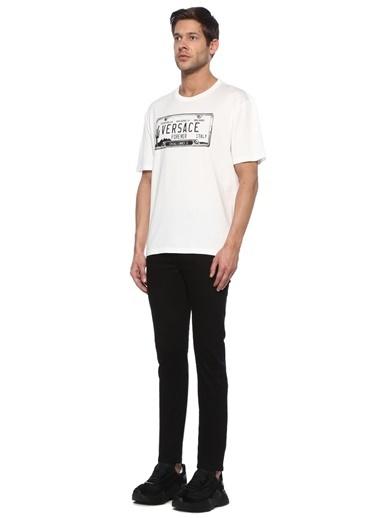 Versace Jeans Jean Pantolon Siyah